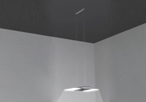 Modular Led products that can change its use, like a pendant, a wall or a floor products.